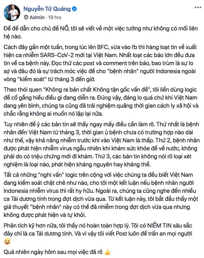 CEO BKAV Nguyễn t.ử Quảng: Việt Nam cần nhiều người dám n.ổ hơn nữa - Ảnh 2.