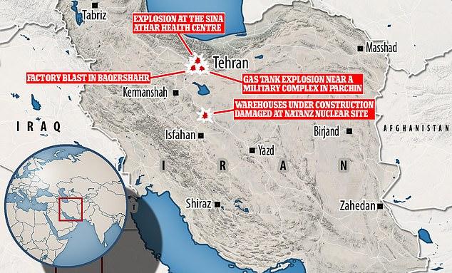 """Bị tấn công dồn dập, tướng lĩnh Iran họp khẩn - Tên lửa S-400 Nga """"nghênh chiến"""" tất cả các tiêm kích tối tân Mỹ, kể cả F-35 và F-22 - Ảnh 2."""