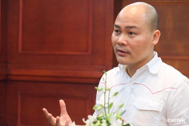 CEO BKAV Nguyễn t.ử Quảng: Việt Nam cần nhiều người dám n.ổ hơn nữa - Ảnh 3.