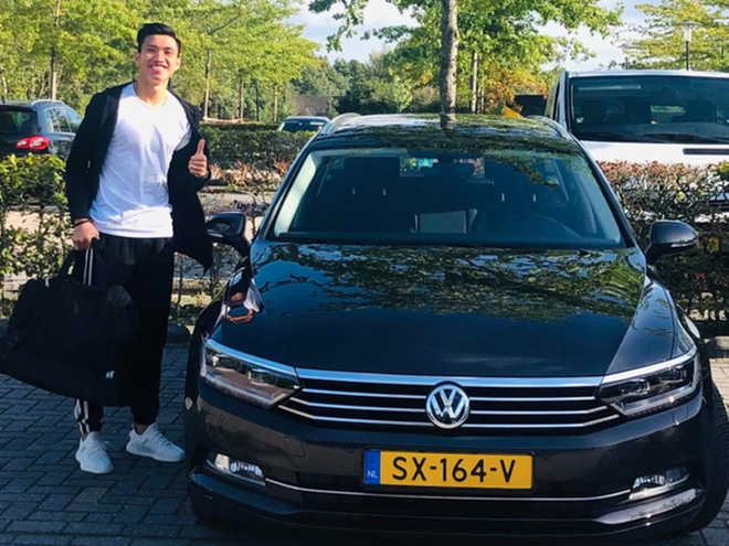 Văn Lâm được Muangthong United đổi cho ô tô mới cứng, cùng giá tiền tỷ nhưng chất hơn xe cũ - Ảnh 3.