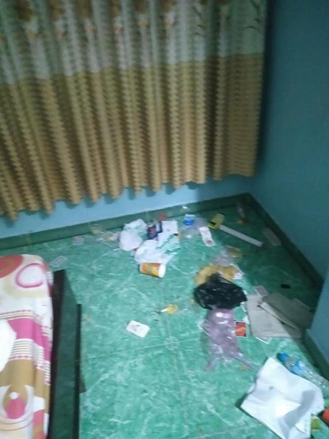 Chủ khách sạn sững sờ nhìn căn phòng bẩn không thể tưởng tượng nổi, tiết lộ khách thuê là 2 cô gái sang chảnh như tiểu thư - Ảnh 4.