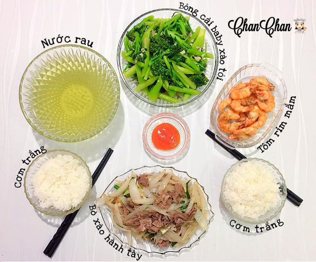 Khoe 30 mâm cơm chuẩn nhanh-ngon-bổ-rẻ, vợ đảm Hà Nội tiết lộ cả bí quyết nấu ăn thần tốc khiến hội chị em trầm trồ - ảnh 16
