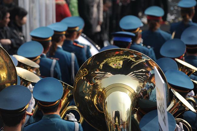 Đám tang của đại gia Trung Quốc: Chi hơn 16 tỷ đồng tổ chức tang lễ xa xỉ và câu chuyện người giàu phô trương thân thế địa vị - Ảnh 10.