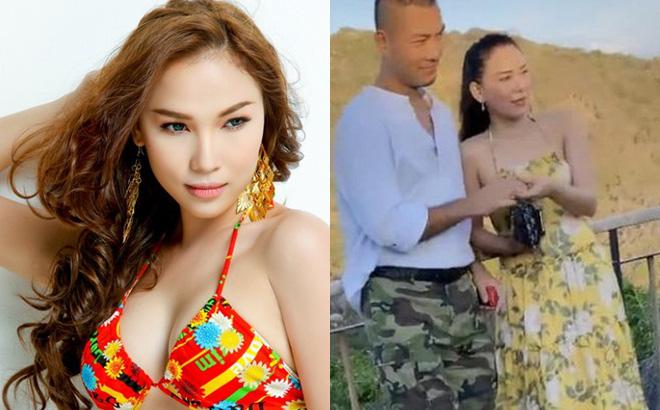 Quỳnh Thư nói gì khi bị đồn đang yêu chồng cũ Quỳnh Nga?