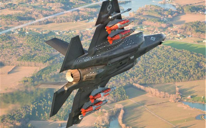 10 lý do khiến F-35 vẫn là chiến đấu cơ tàng hình thống trị thế giới