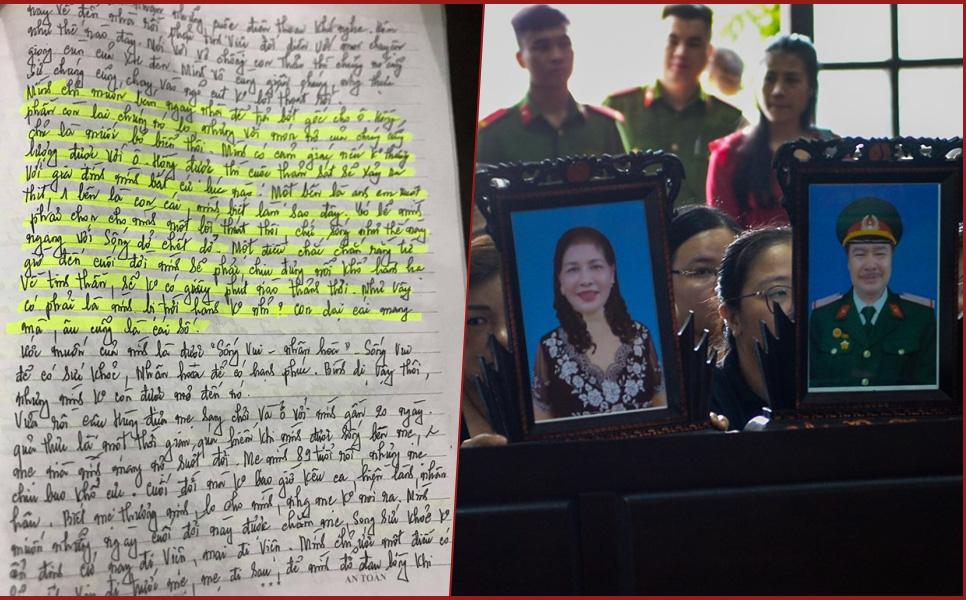Nhật ký của nạn nhân vụ truy sát cả nhà em gái ở Thái Nguyên: Bế tắc, lo âu, sợ hãi mà không tìm được lối thoát