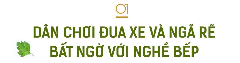 Siêu đầu bếp Võ Quốc: Từ dân chơi đua xe máu mặt Sài Gòn đến Đại sứ ẩm thực Việt Nam - Ảnh 1.