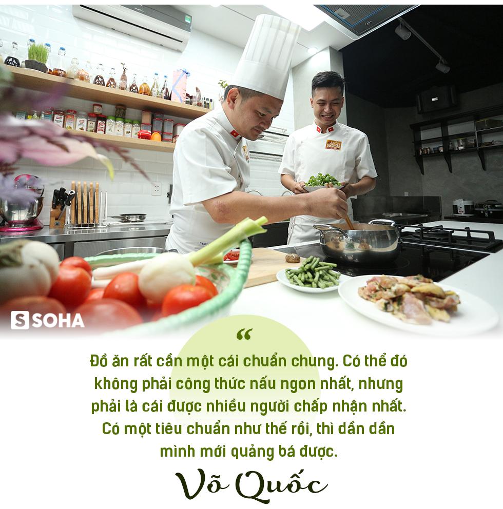 Siêu đầu bếp Võ Quốc: Từ dân chơi đua xe máu mặt Sài Gòn đến Đại sứ ẩm thực Việt Nam - Ảnh 13.