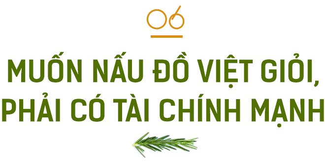Siêu đầu bếp Võ Quốc: Từ dân chơi đua xe máu mặt Sài Gòn đến Đại sứ ẩm thực Việt Nam - Ảnh 16.