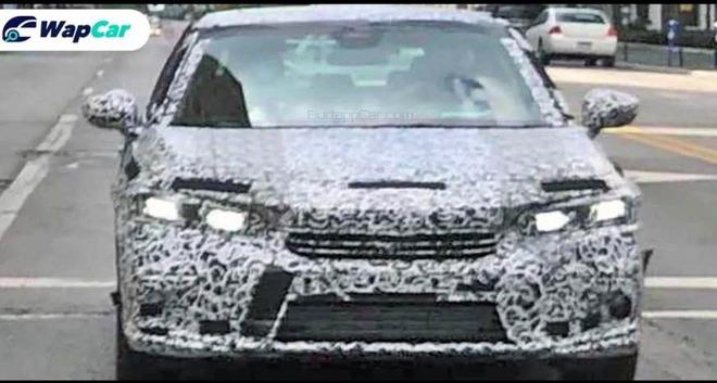 Hình ảnh đầu tiên của Honda Civic thế hệ mới - Ảnh 1.