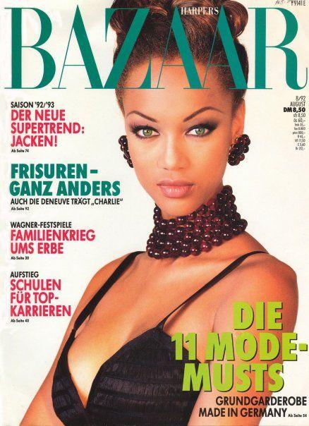 Tyra Banks: Siêu mẫu đẻ trứng vàng của làng thời trang Mỹ và 2 lần được mặc nội y triệu đô - Ảnh 3.