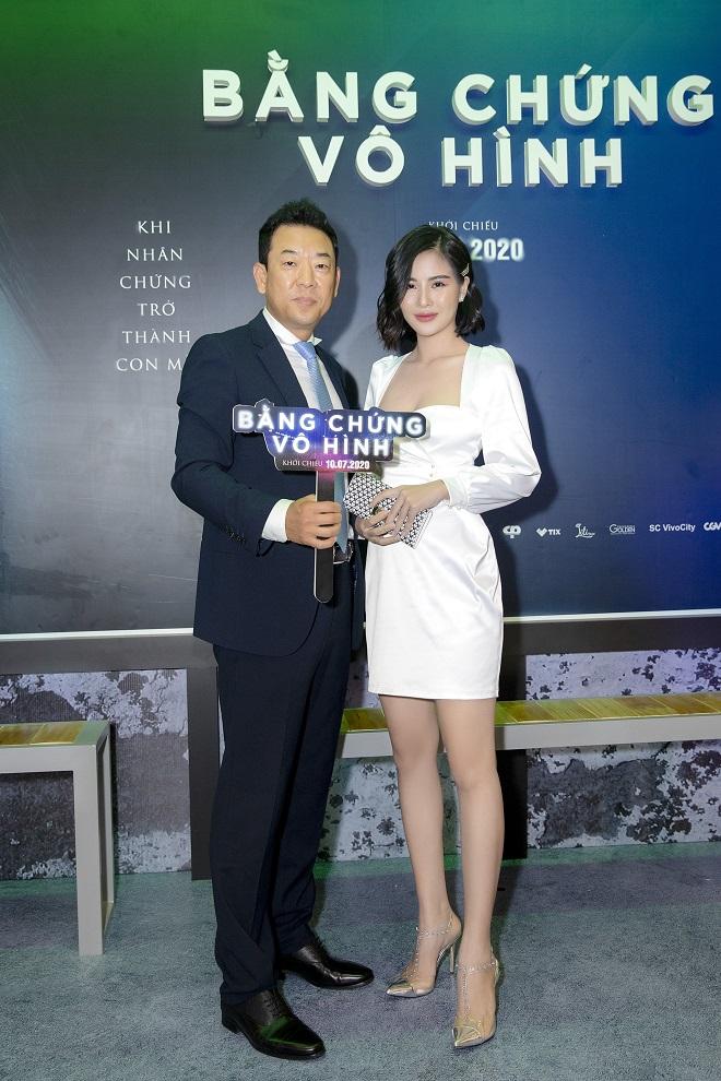 Hoa hậu Phạm Oanh khoe chân dài gợi cảm tại sự kiện - Ảnh 7.