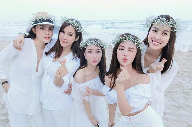 Sau khi nghỉ chơi với hoa hậu Kỳ Duyên, cuộc sống của Jolie Nguyễn thế nào? - Ảnh 6.