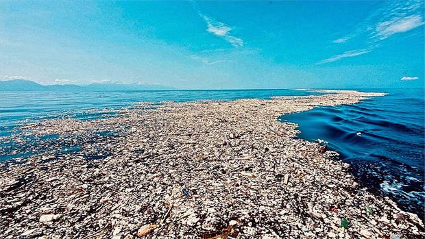 100 tấn rác - phát hiện đau lòng trong đợt thu dọn đại dương lớn nhất lịch sử: Con người đã đối xử quá tàn nhẫn với Trái đất rồi - Ảnh 1.