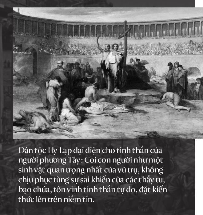 Văn minh Hy-La - nền tảng vững chắc của văn minh phương Tây - Ảnh 16.