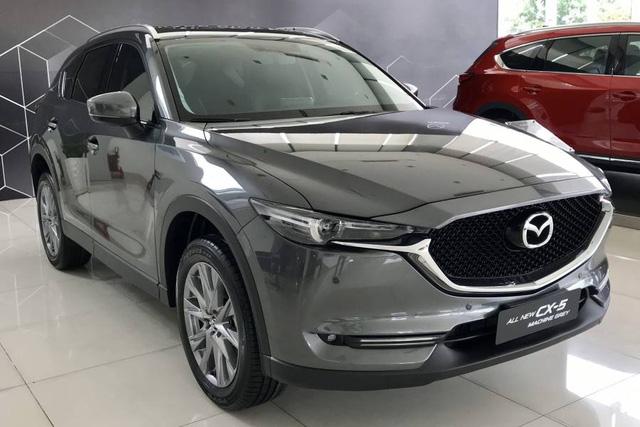 Mazda hạ giá sốc loạt xe hot tại Việt Nam: CX-8 giảm 200 triệu, CX-5 rẻ nhất phân khúc - Ảnh 3.