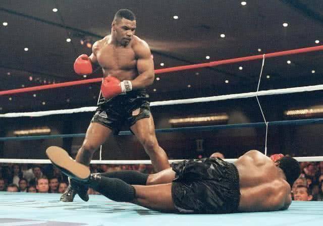 """NÓNG: Phía Mike Tyson chính thức lên tiếng về kịch bản tỉ thí """"Đệ nhất Thiếu Lâm"""" - Ảnh 2."""