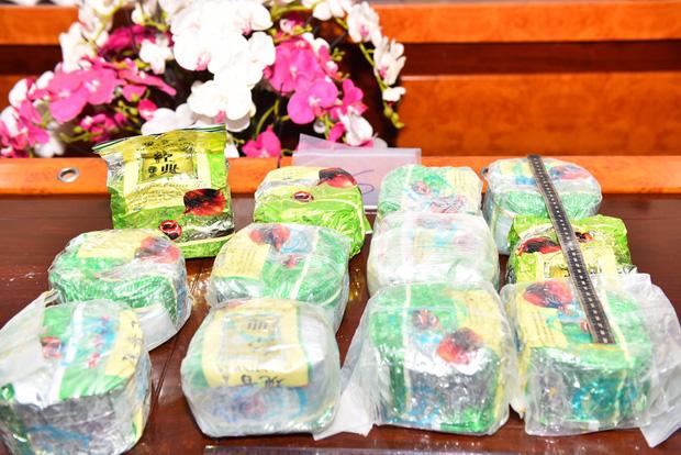 Vụ cựu cảnh sát Hàn Quốc cầm đầu đường dây ma túy: Bắt thêm nhiều đối tượng, thu hơn 100 kg ma tuý - Ảnh 2.