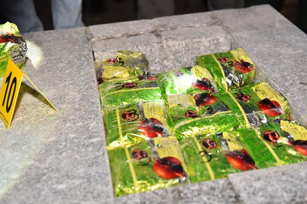 Vụ cựu cảnh sát Hàn Quốc cầm đầu đường dây ma túy: Bắt thêm nhiều đối tượng, thu hơn 100 kg ma tuý - Ảnh 1.