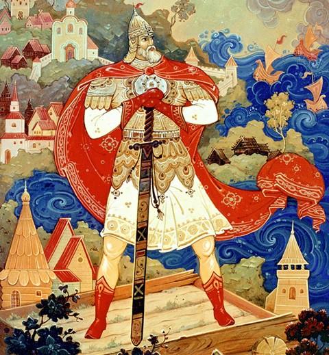Dân tộc Nga thống nhất ra đời sau trận chiến Kulikovo lịch sử - ảnh 4