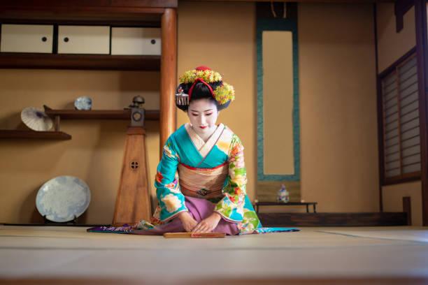 Hội chứng Geisha ở Nhật: Khi phụ nữ trở thành người phục tùng đàn ông, làm hài lòng người đối diện và không có tiếng nói ngoài góc bếp - Ảnh 4.