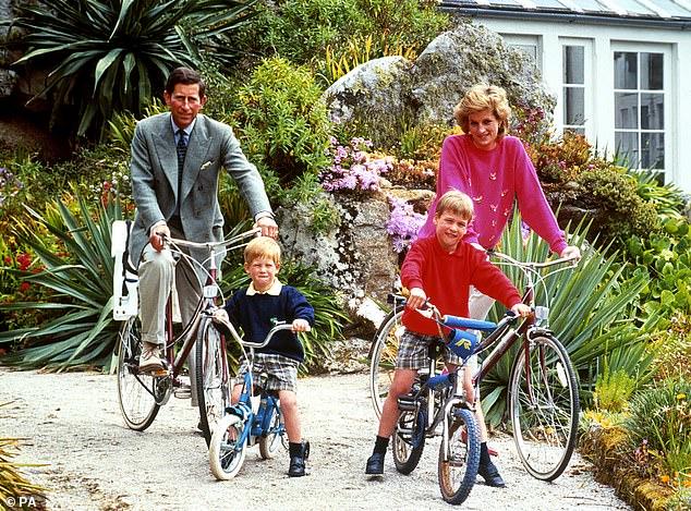 Cùng tưởng nhớ đến Công nương Diana, vợ chồng Hoàng tử William được khen ngợi là tinh tế trong khi nhà Meghan xấu hổ ê chề - Ảnh 4.