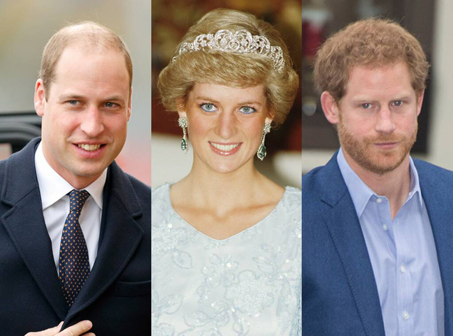 Cùng tưởng nhớ đến Công nương Diana, vợ chồng Hoàng tử William được khen ngợi là tinh tế trong khi nhà Meghan xấu hổ ê chề - Ảnh 5.