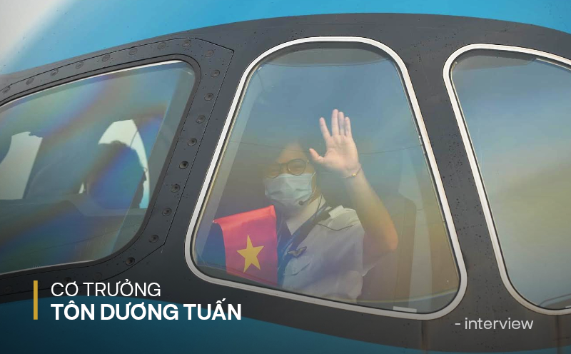 Cơ trưởng chuyến bay đưa 129 người nhiễm Covid-19 từ Guinea Xích Đạo về Việt Nam: Đó là mệnh lệnh từ trái tim