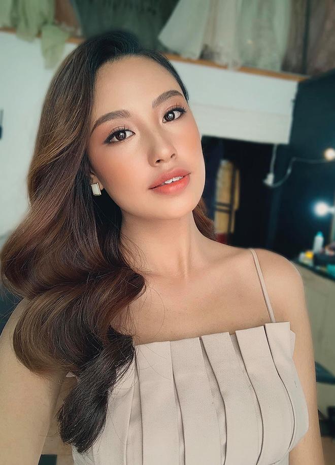 Người đẹp cao 1m77, thích ăn mặc nóng bỏng dự thi Hoa hậu Việt Nam 2020 - Ảnh 1.