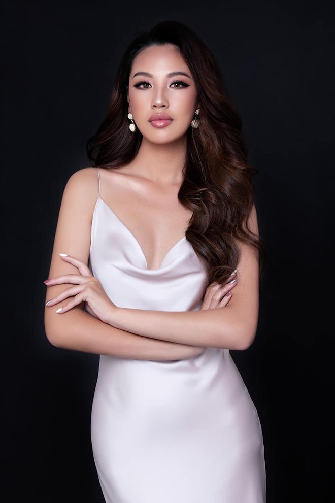 Người đẹp cao 1m77, thích ăn mặc nóng bỏng dự thi Hoa hậu Việt Nam 2020 - Ảnh 3.