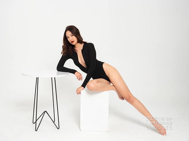 Người đẹp cao 1m77, thích ăn mặc nóng bỏng dự thi Hoa hậu Việt Nam 2020 - Ảnh 6.