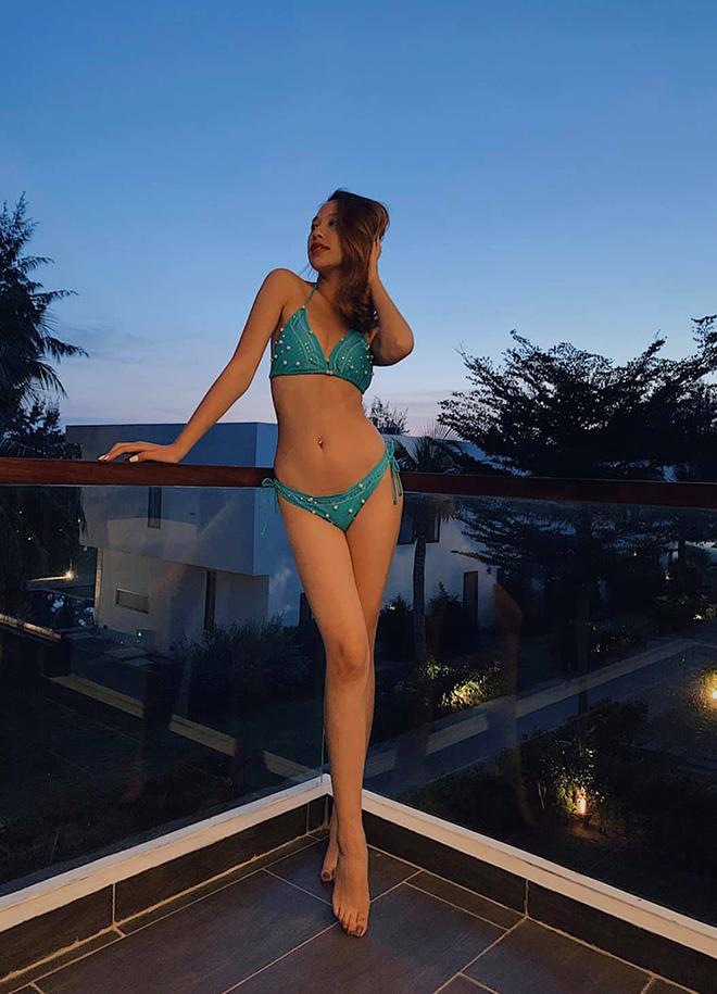 Người đẹp cao 1m77, thích ăn mặc nóng bỏng dự thi Hoa hậu Việt Nam 2020 - Ảnh 7.