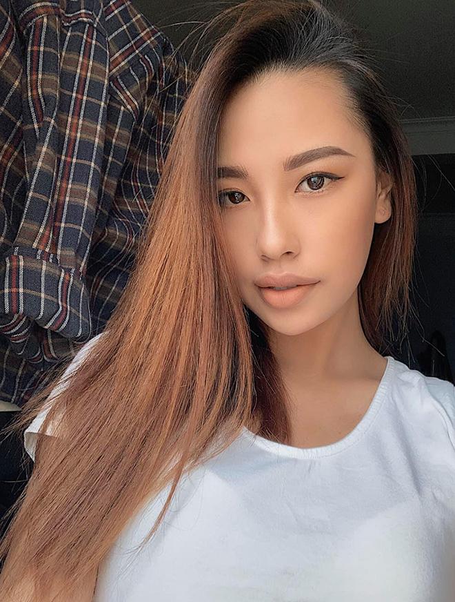 Người đẹp cao 1m77, thích ăn mặc nóng bỏng dự thi Hoa hậu Việt Nam 2020 - Ảnh 2.