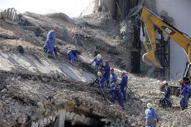 QĐ Thổ tấn công quân CP Syria ở Idlib  -  Đụng độ ở Beirut, 71 lính Li-băng thương vong - Ảnh 1.
