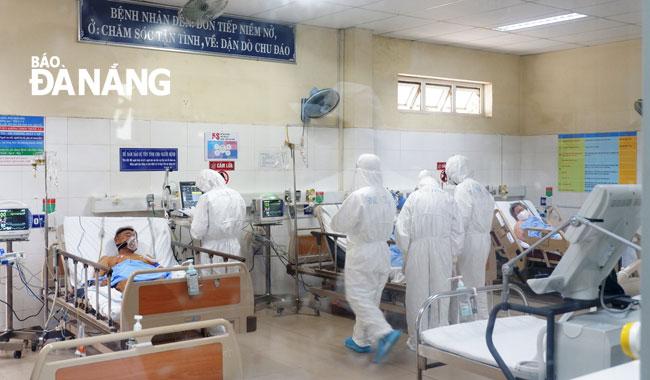 Ổ dịch ở Đà Nẵng được khống chế, 18 bệnh nhân COVID-19 ở đây đã âm tính; Buổi sáng đầu tiên trong hơn 2 tuần qua, Việt Nam không có ca mắc mới COVID-19 - Ảnh 1.