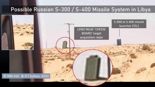 Tại sao Nga phải đưa 'rồng lửa' S-400 đến Libya? - ảnh 1