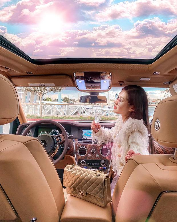 Tiểu Giang - chị cả giới con nhà giàu lên tiếng khi bị fanpage rich kid lấy ảnh tuyển hội viên, thu phí 5 triệu/tháng - Ảnh 1.