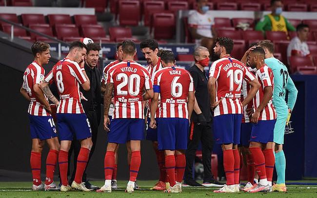 Hai cầu thủ Atletico mắc Covid-19 trước ngày đá Champions League - Ảnh 1.