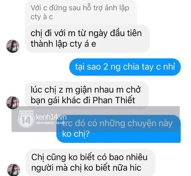 Độc quyền: Bạn gái cũ 4 năm hé lộ lý do chia tay Matt Liu, nam CEO lên NALA tỏ tình với Hương Giang 1 tháng sau đó? - Ảnh 5.