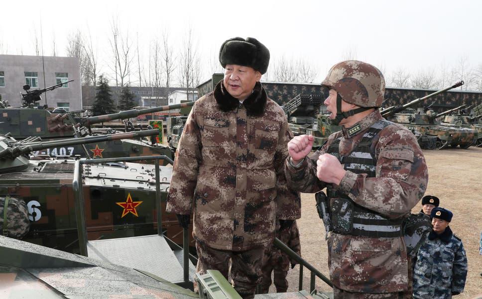 """Vì sao tướng tá Quân giải phóng """"gai mắt"""" khi các Chiến lang Trung Quốc tự do tung hoành?"""