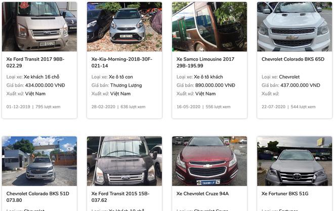 """Quá ế ẩm, nhiều mẫu ô tô giảm giá """"kịch sàn"""" - Ảnh 2."""