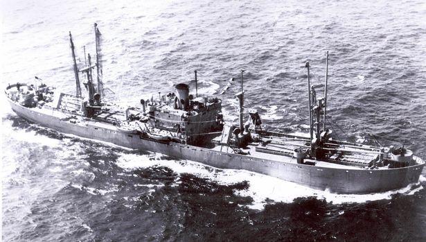 Anh lo thảm kịch Beirut lặp lại ở London vì xác tàu chứa 1.500 tấn bom của Mỹ - Ảnh 1.