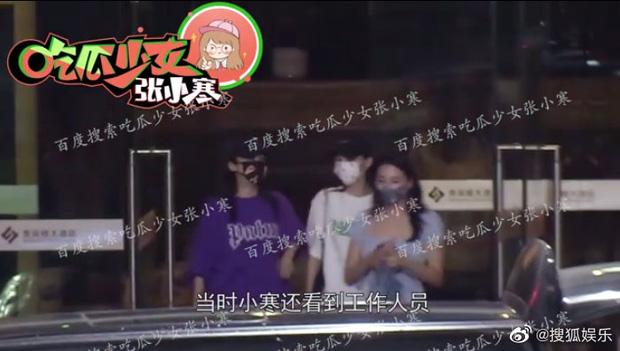 Cbiz thêm 1 cặp đôi chị em chênh nhau tới 8 tuổi: Song Hye Kyo Trung Quốc hiện đang cặp kè với Phó Hằng Hứa Khải? - Ảnh 2.