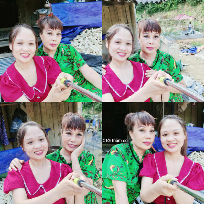 Chụp ảnh cùng người thân, cô dâu Cao Bằng khiến ai nấy bất ngờ vì đã gần như lấy lại vẻ tự nhiên nhưng khuôn mặt vẫn bị chê ở điểm này - Ảnh 1.