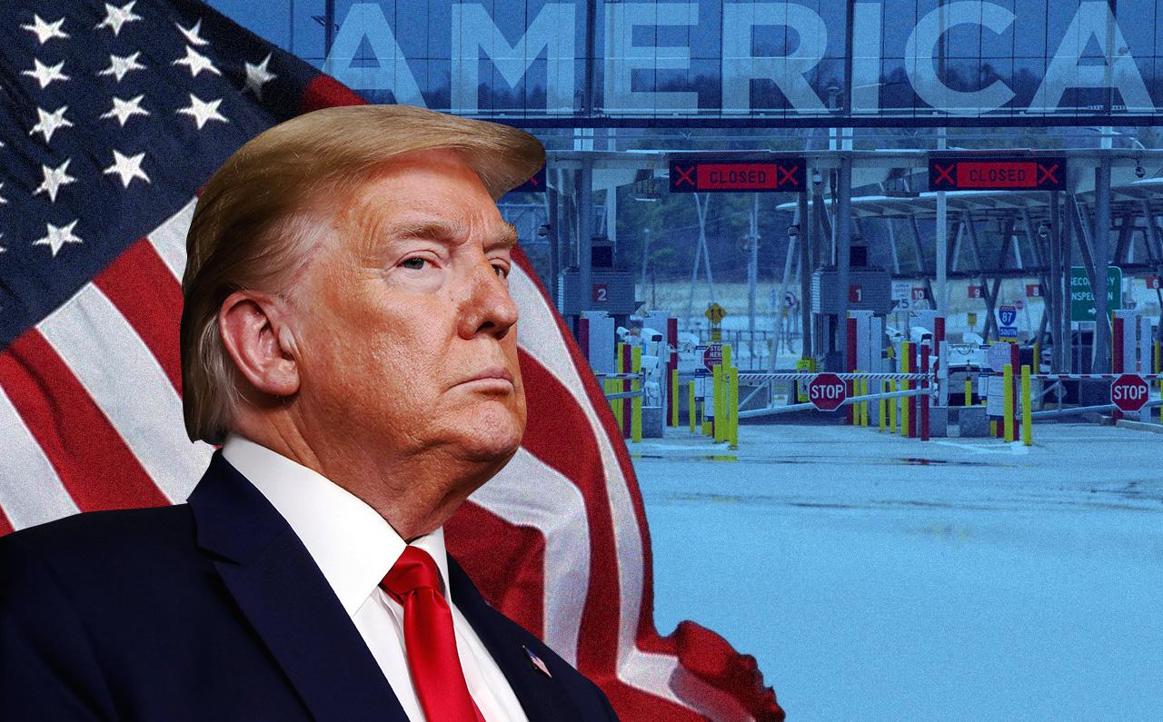 NYT: TT Trump cân nhắc cấm công dân Mỹ, thường trú nhân về nước nếu nghi nhiễm COVID-19
