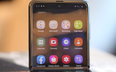 Điện thoại phá cách của Samsung: Tiền giảm giá cũng thừa mua được iPhone X