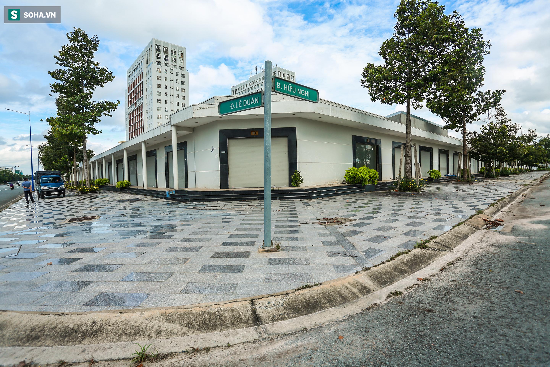 [ẢNH] Thành phố mới Bình Dương hiện đại, nhưng vắng vẻ lạ thường sau 10 năm xây dựng - Ảnh 14.