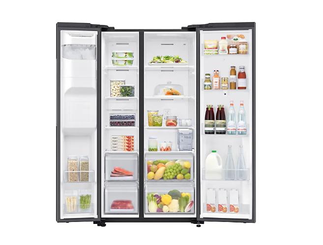 Bất ngờ với chiếc tủ lạnh có thể gọi điện, nhắn tin, nghe nhạc và lướt web đang giảm giá - Ảnh 2.