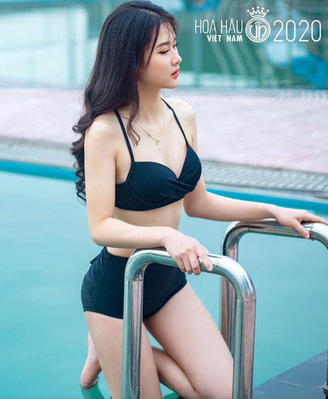 Những thí sinh dự thi Hoa hậu Việt Nam 2020 gây bàn tán - Ảnh 4.