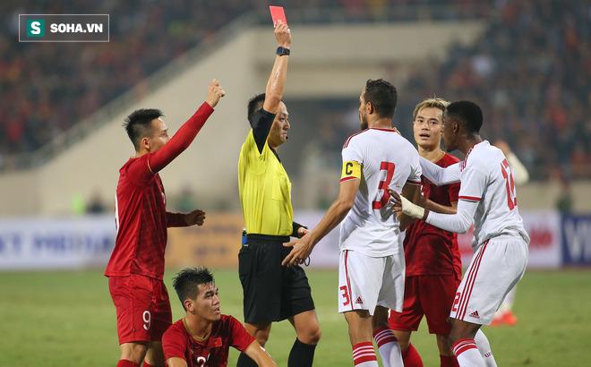 NÓNG: 3 trận vòng loại World Cup của ĐT Việt Nam chính thức bị hoãn sang năm 2021